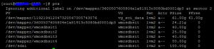 extend lvm disk - jagolinux.com